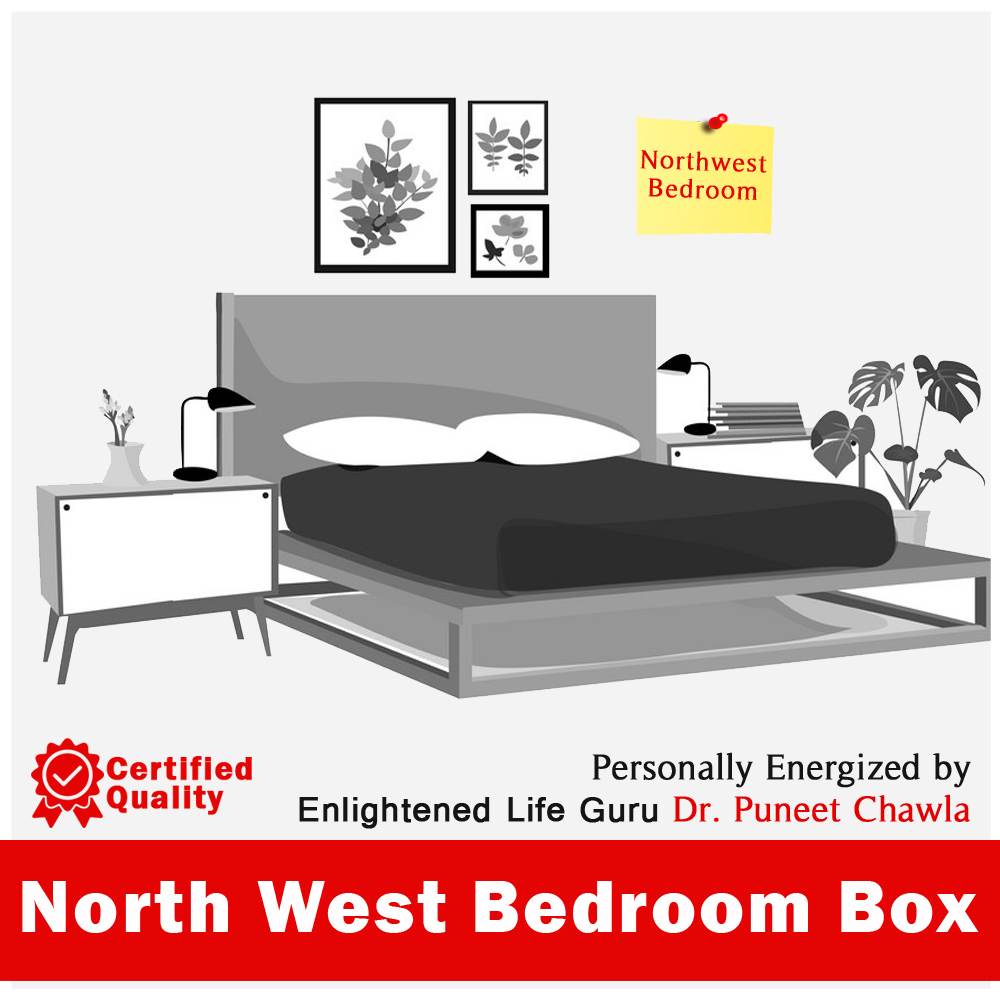 NORTH-WEST BEDROOM BOX