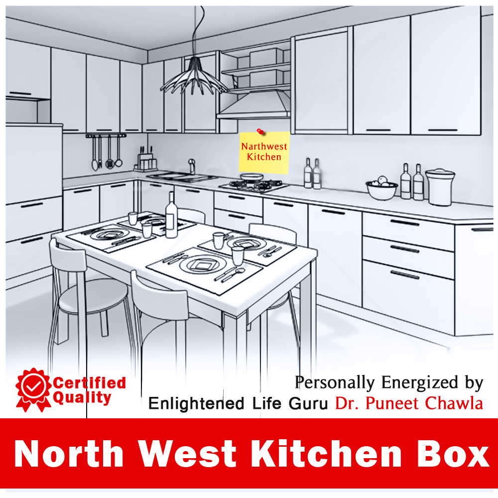 NORTH-WEST KITCHEN BOX