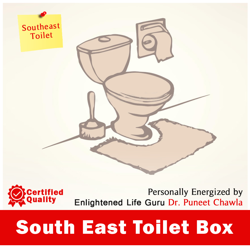 South-east toilet