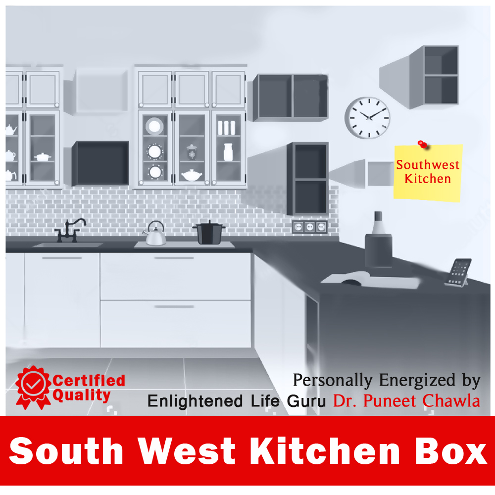 SOUTH-WEST KITCHEN BOX
