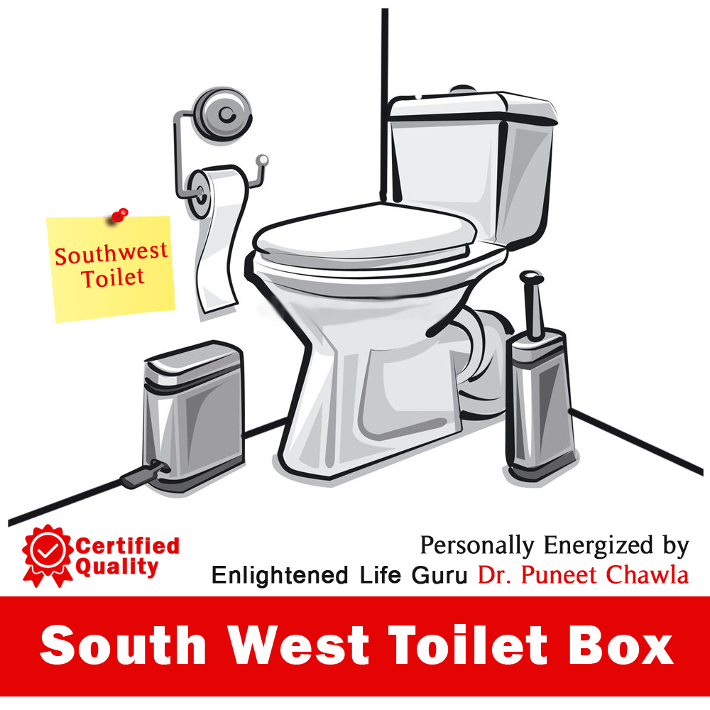 SOUTH-WEST TOILET BOX