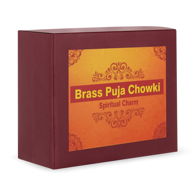 Brass Puja chowki
