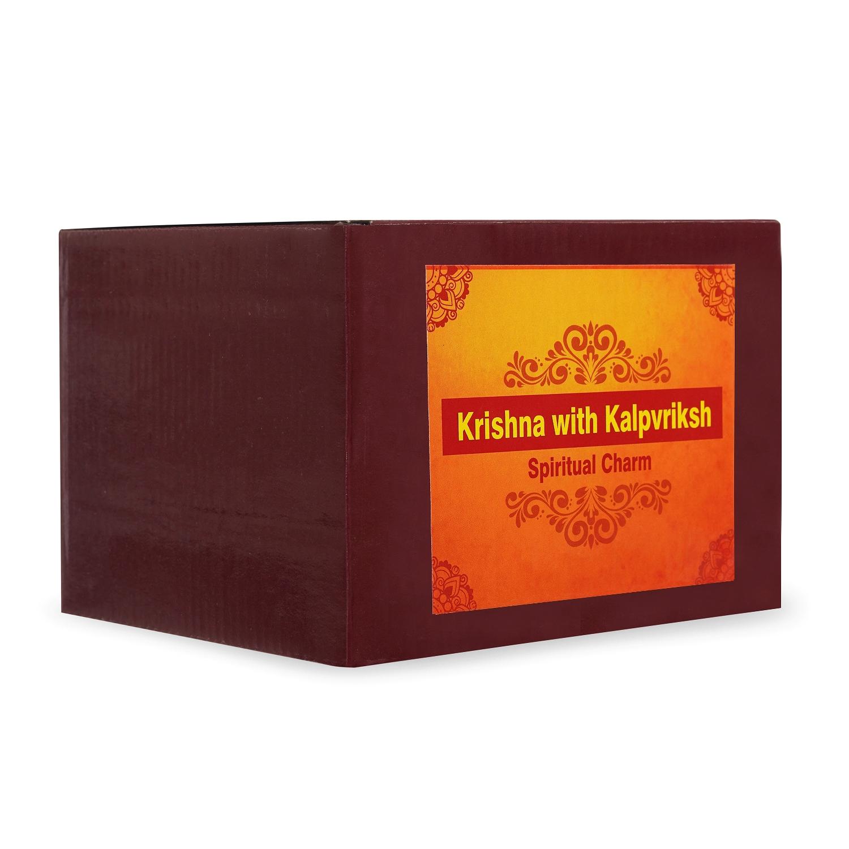 Krishna with kalpvriksh