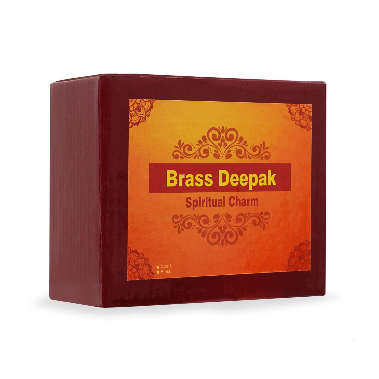 Brass Deepak