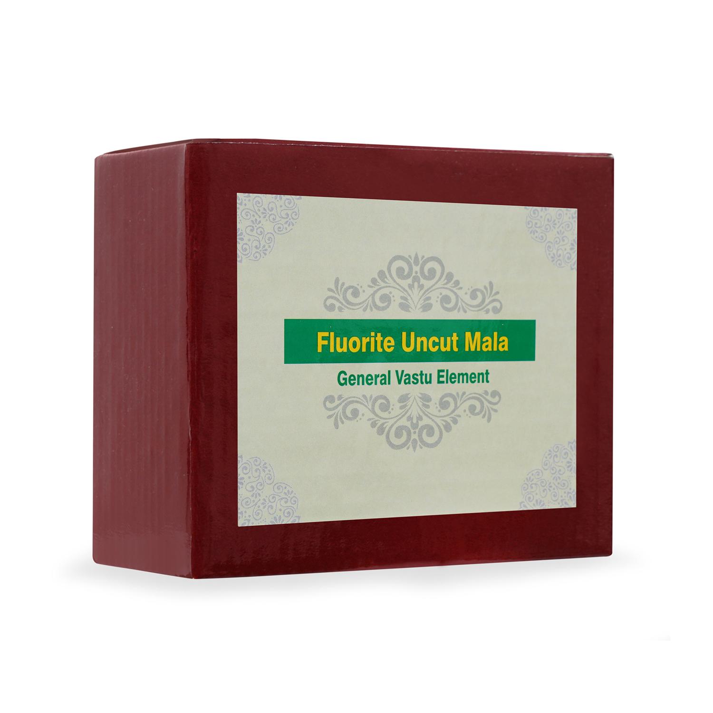 Fluorite Uncut Mala