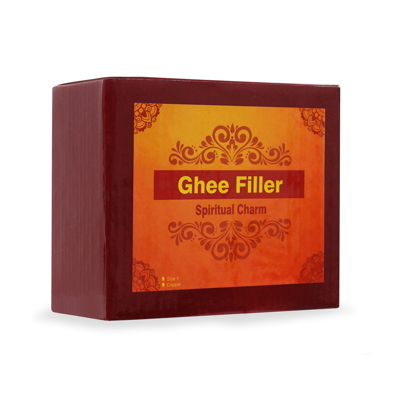 Ghee Filler