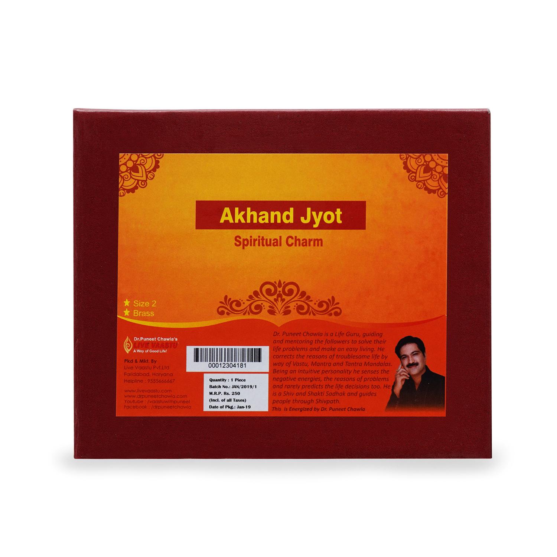 Live Vaastu Akhand Diya, Jyot 02