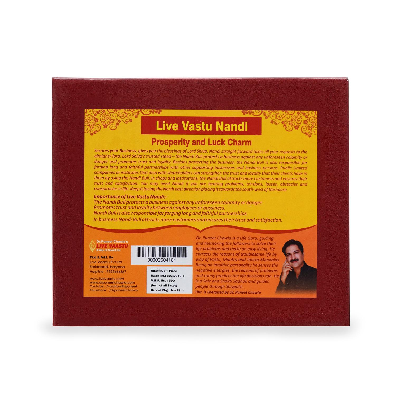 Live Vastu Nandi Model 2