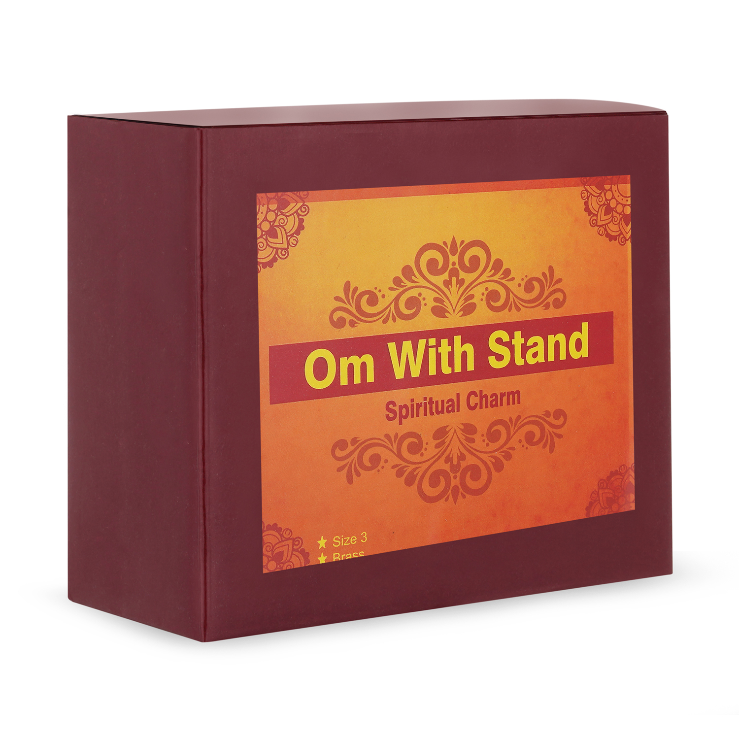 Om with Stand (3)
