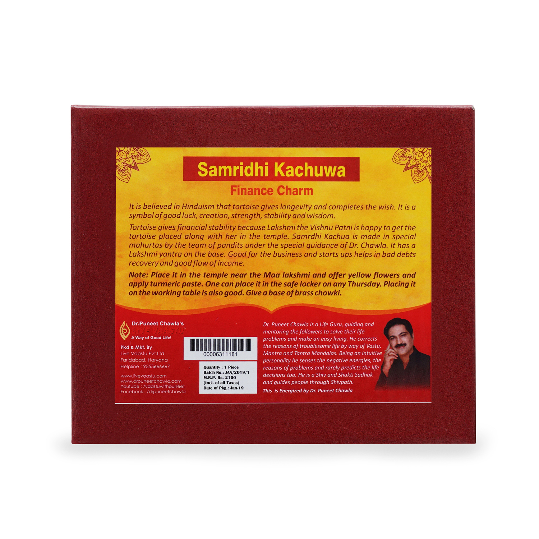 Samridhi Kachua