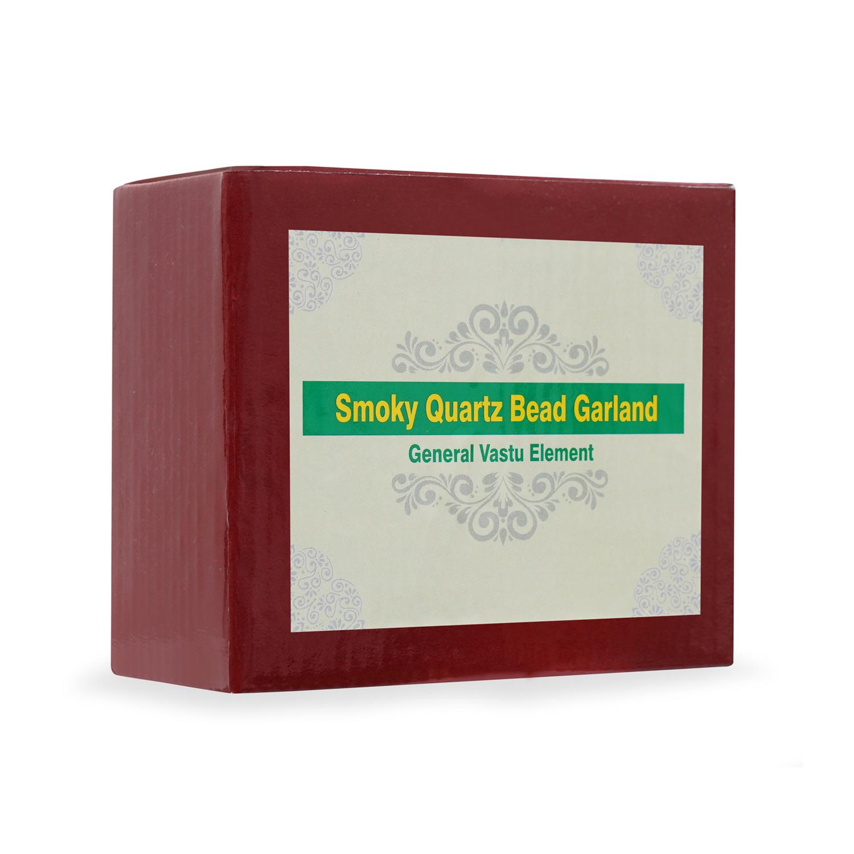 Smoky Quartz Bead Garland