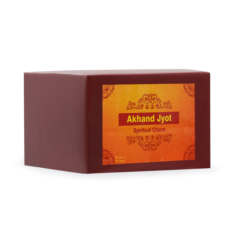 Live Vaastu Akhand Diya, Jyot 03