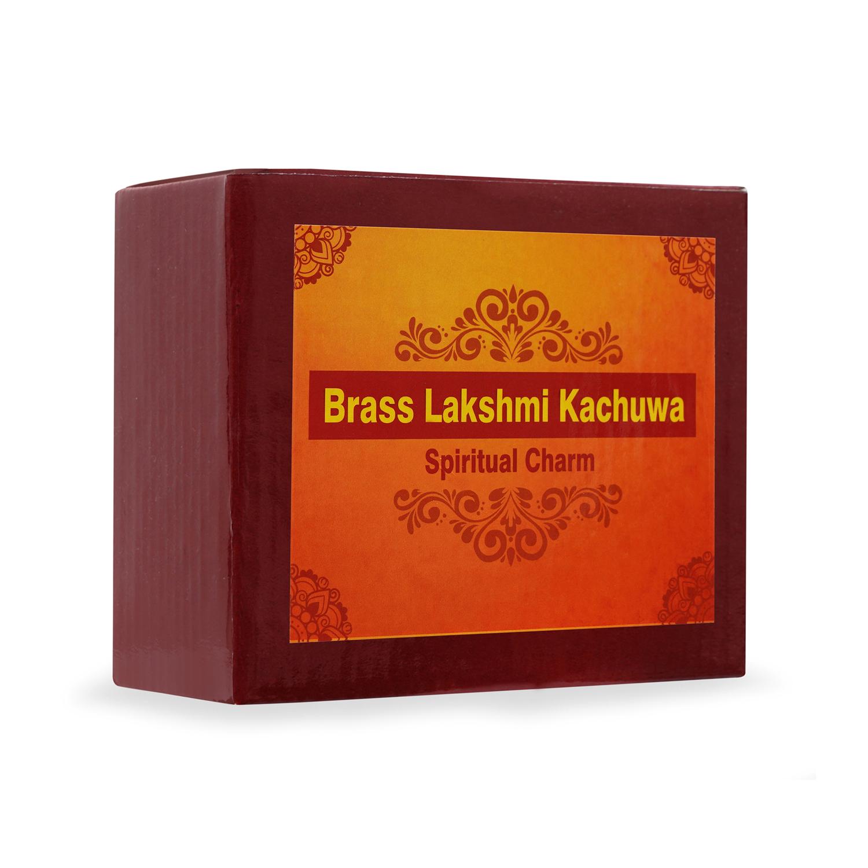Brass Lakshmi Kachua