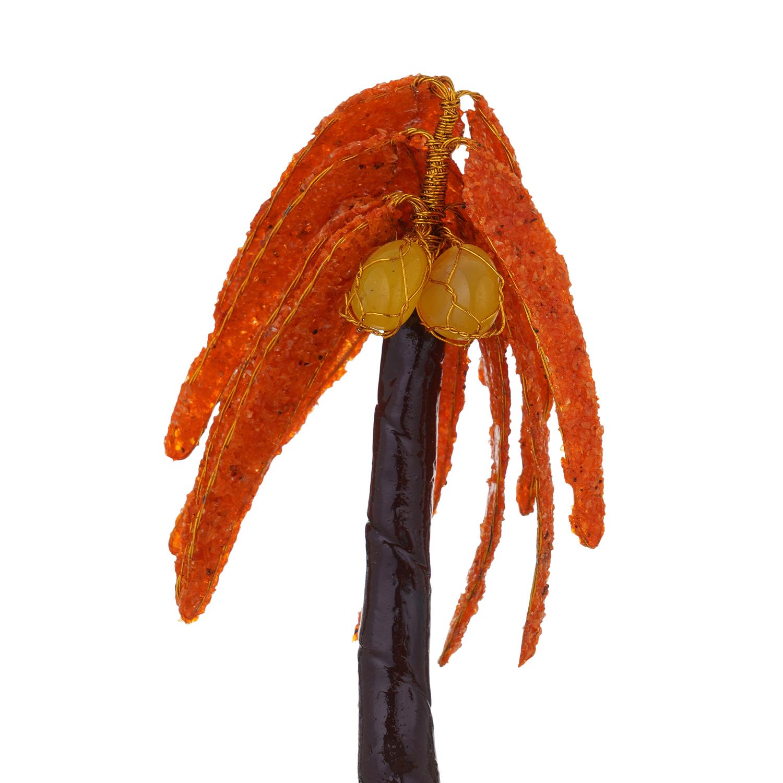 Coconut Orange crystal prosperity Decorative tree …