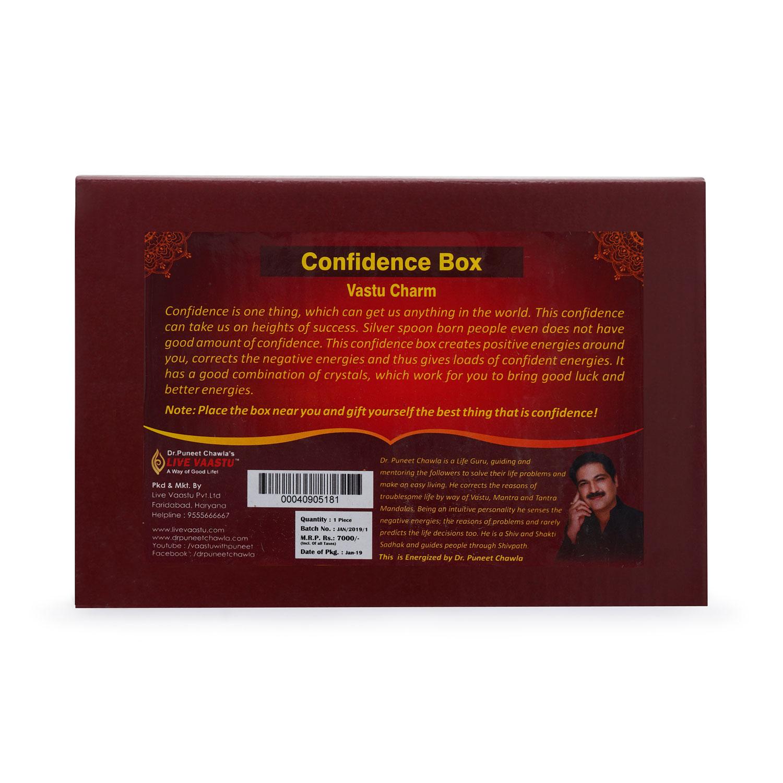 Confidence Box