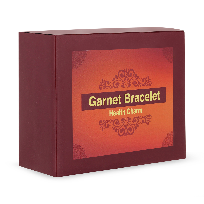 Garnet braclet