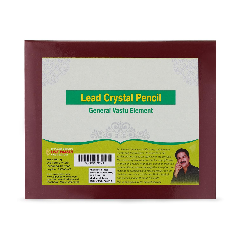 Lead Crystal Pencil
