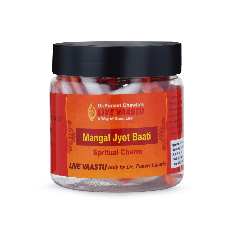 Mangal jyot baati
