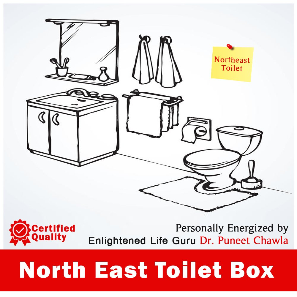 NORTH EAST TOILET BOX