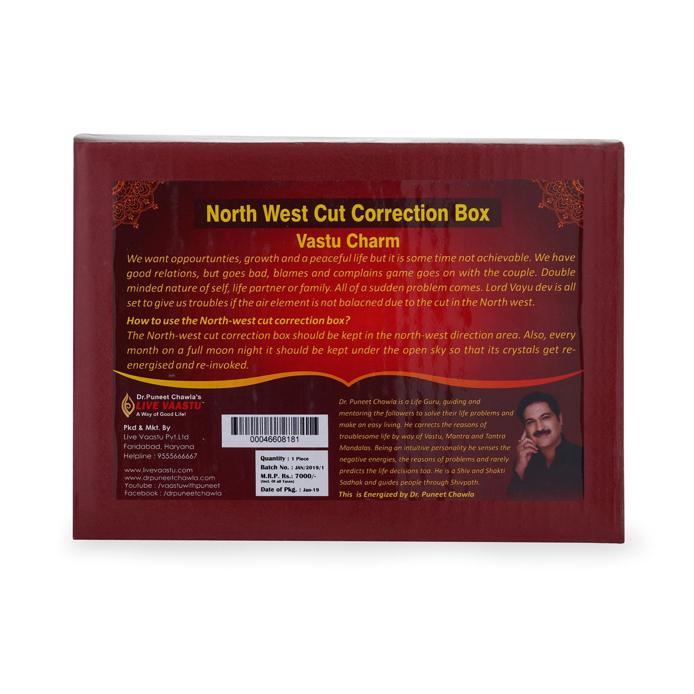 North West Cut Correction Box