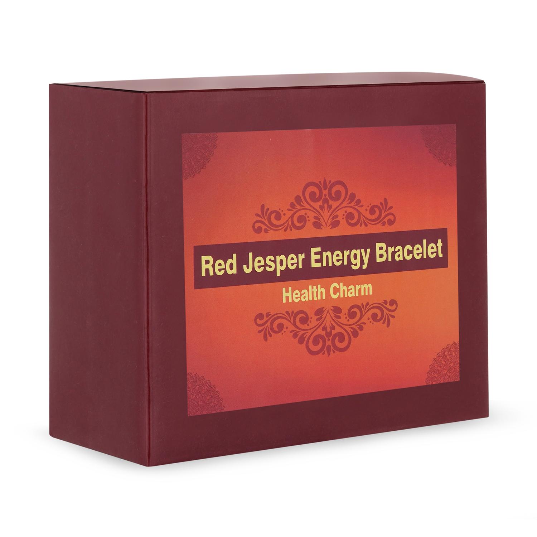Red jesper energy bracelet