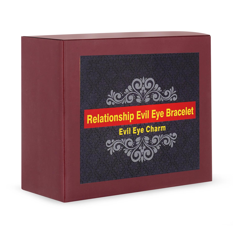 Relationship Evil Eye Braclet
