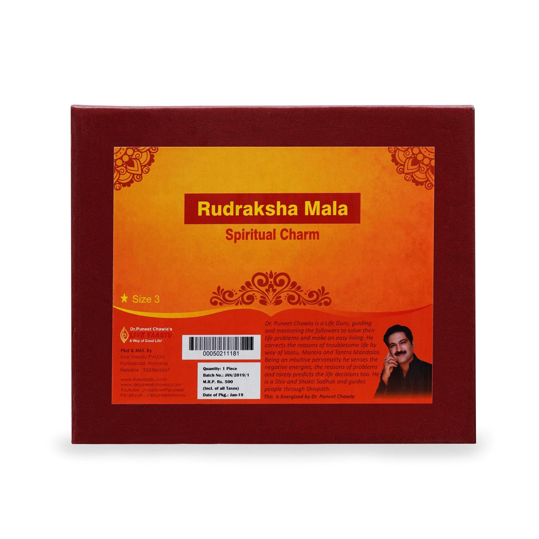 Rudraksha Mala 3