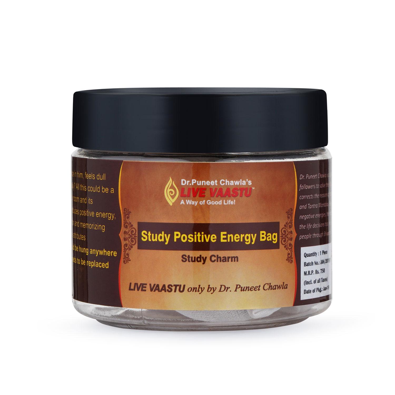 STUDY POSITIVE ENERGY BAG