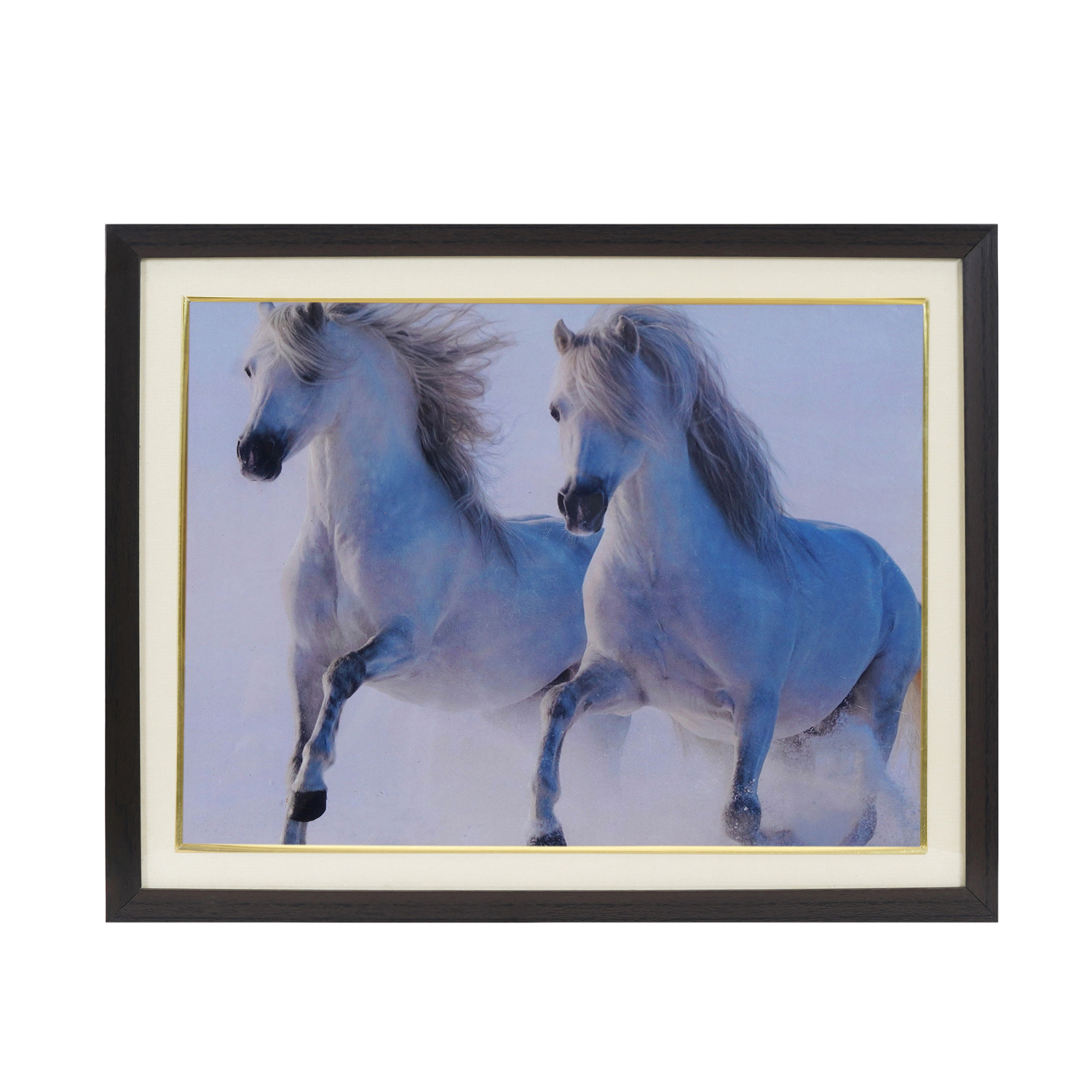 Horse Pair For Power In Profession