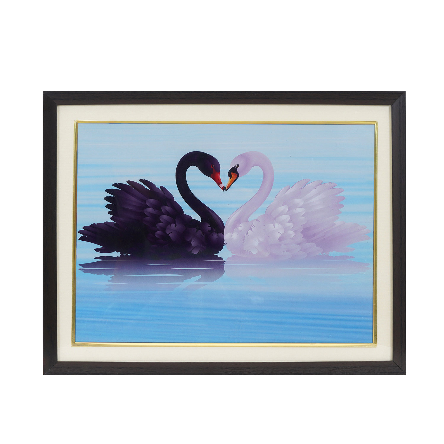 Swan Pair For Couple Relationship 2