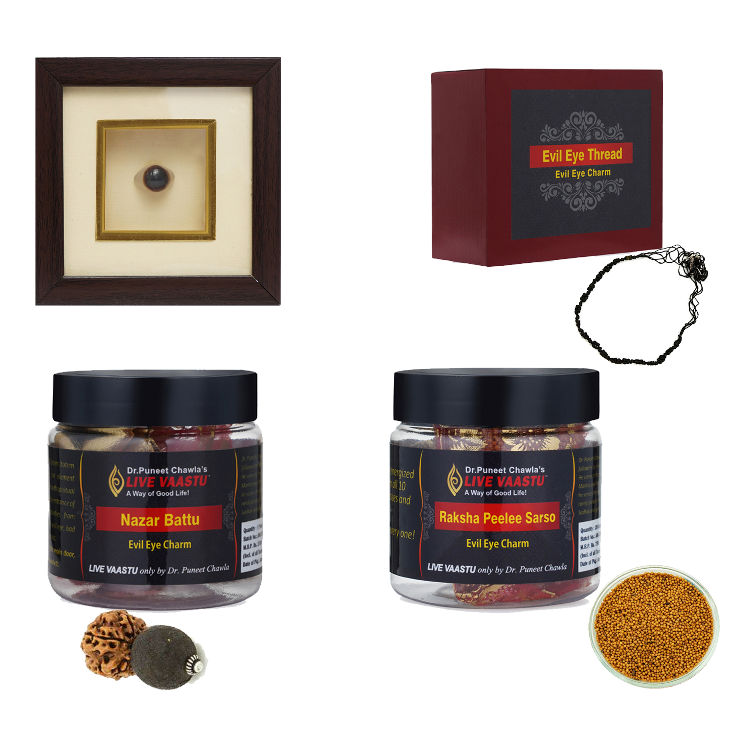 10% Off on Combo Pack for Evil Eye Remedy