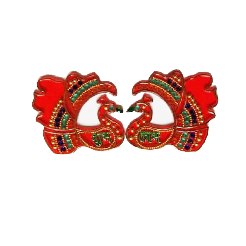 Shubh Labh Decorative Sticker Model 1