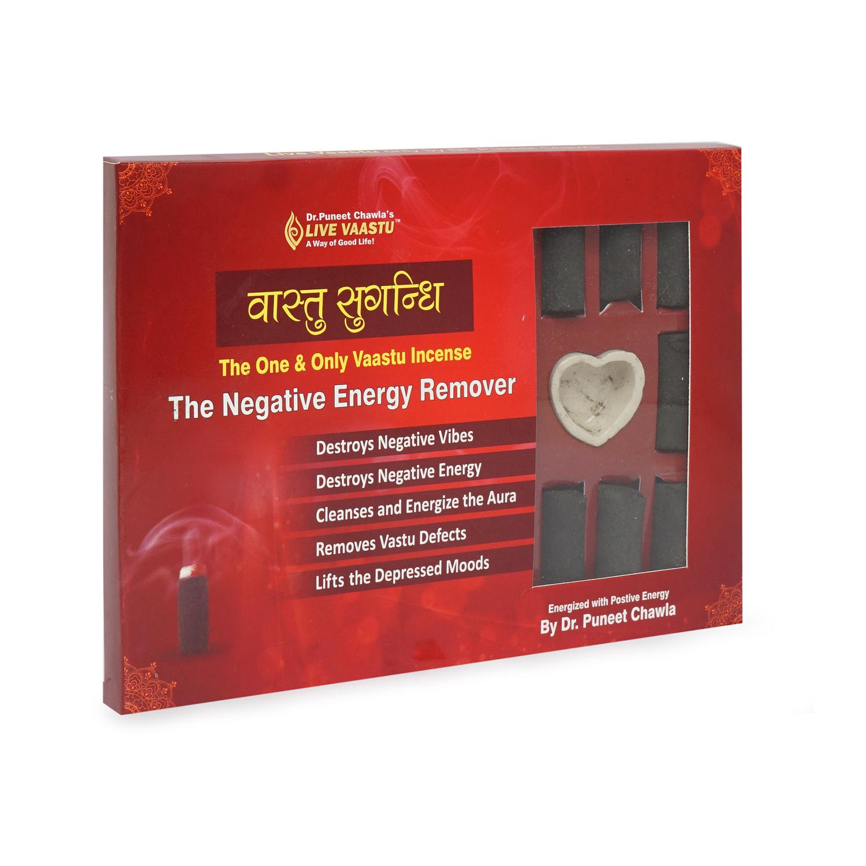 Vastu Shugandhi ( Live Vastu Incense ) Pack of 6