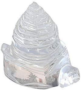 Crystal Shri (Shree) Yantra with Tortoise