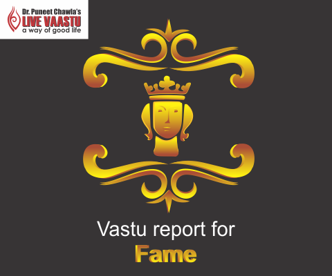 Vastu  report for Fame and Glory