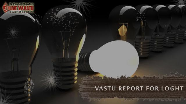 Vastu report for light