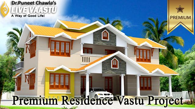 Premium Residential Vastu Project