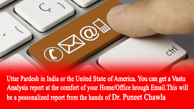 Personal Vastu Consultancy By Email