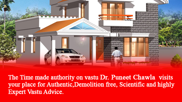 Vastu For Personal Visit at Your Place