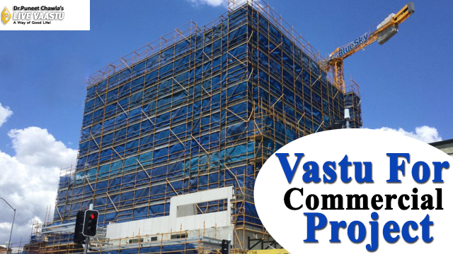 Vastu For Commercial Project