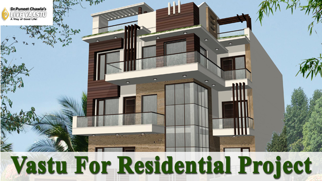 Vastu For Residential Project