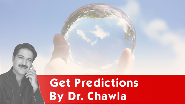 Get Predictions by Dr. Chawla through