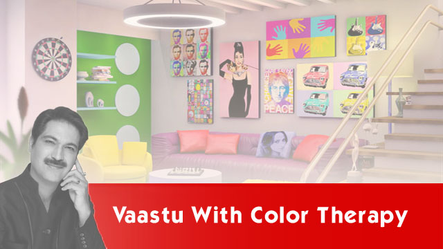 Vaastu with color Therapy