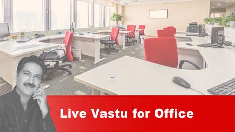 Live Vastu for office