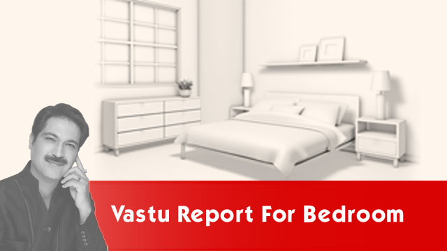 Vastu Report  for Bedroom
