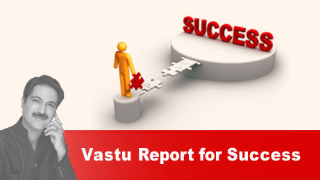 Vastu report for success