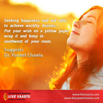 SouthWest Direction can fulfill Your Desires and bring happiness.